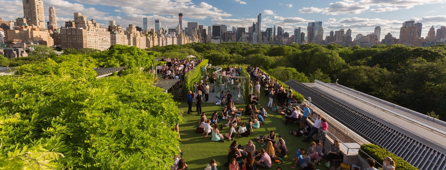 Future Green The Met Roof Garden Commission